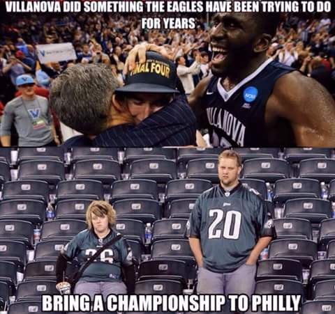 Bringing a championship to Philly