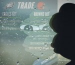 Browns Eagles Trade Meme