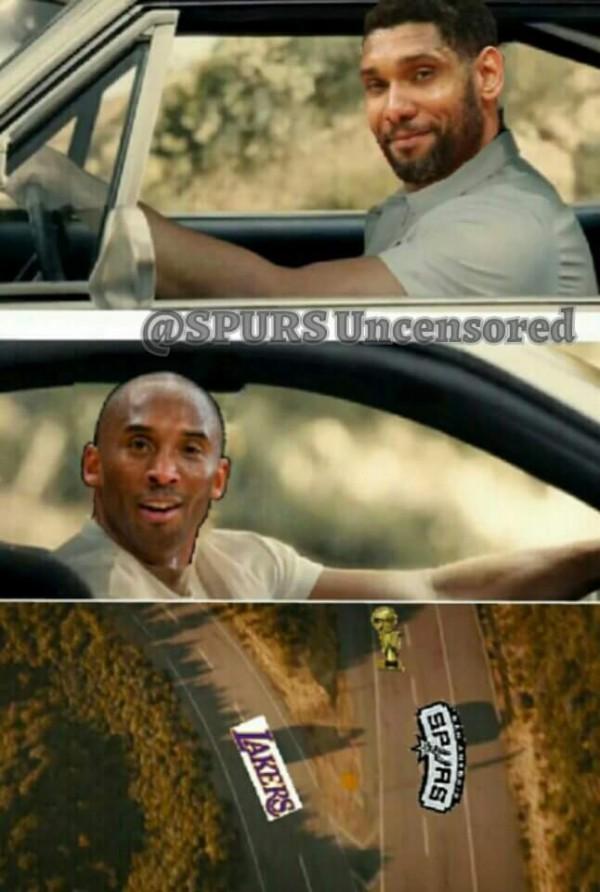 Bye Kobe