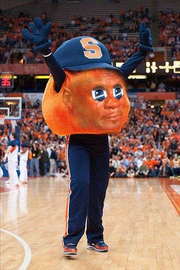 Crying Jordan Syracuse Orange