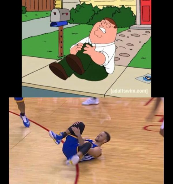 Curry Peter Griffin