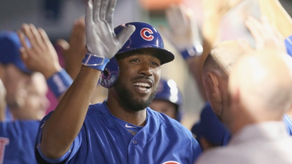 Dexter Fowler Home Run