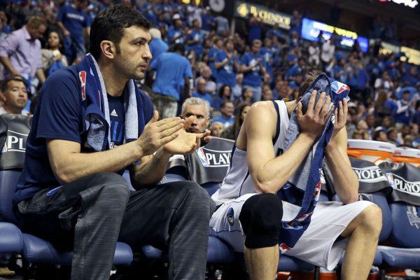 Dirk Nowitzki Game 4 Loss