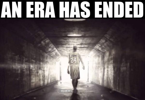 Era is over