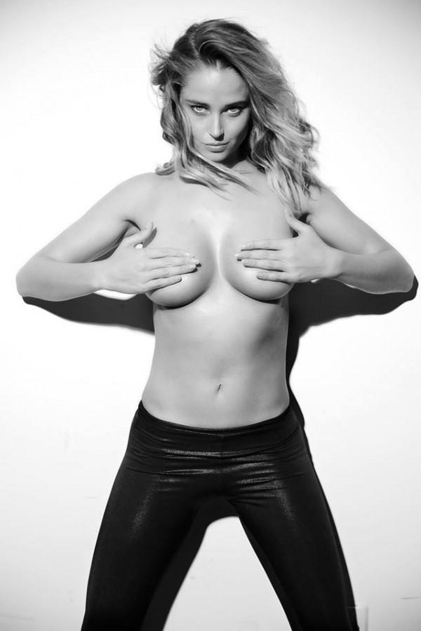 Genevieve Morton Covering Tits