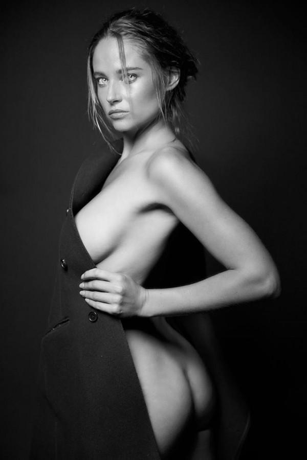 Genevieve Morton Side Bum