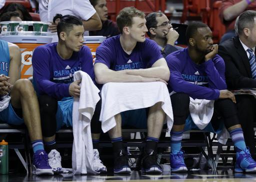 Kemba Walker, Jeremy Lin, Cody Zeller