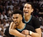 Jeremy Lin, Courtney Lee