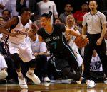 Jeremy Lin Drives