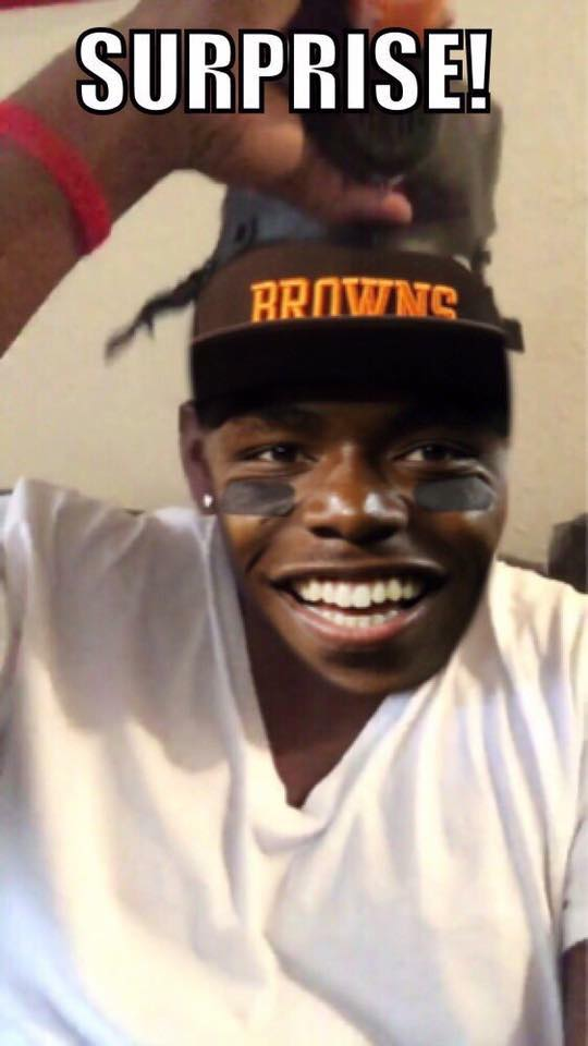 Josh Gordon surprise