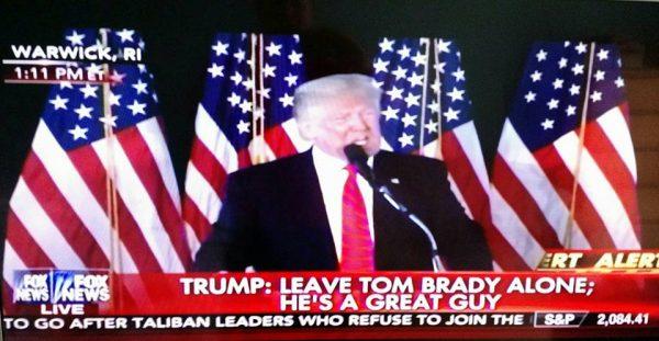 Leave Tom Brady Alone