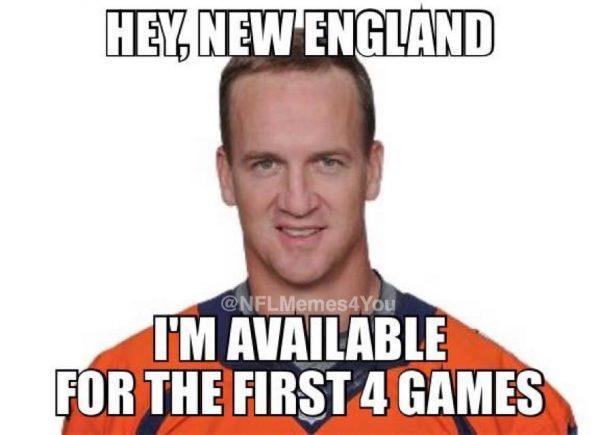 Peyton is Ready