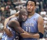 Pippen Jordan Crying Tar Heels