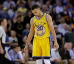 Stephen Curry Tired