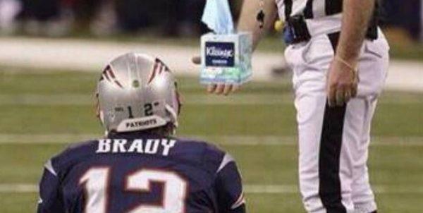 Tissue for Brady