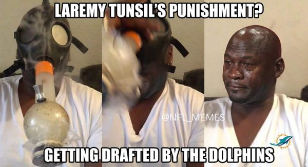 Tunsil Punishment