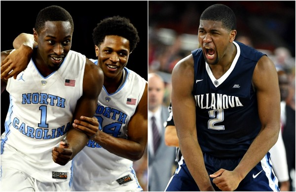 Villanova vs North Carolina