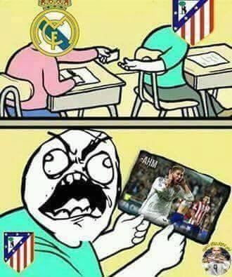 Atletico Nightmare