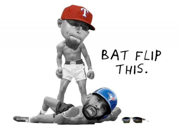 Bat Flip This