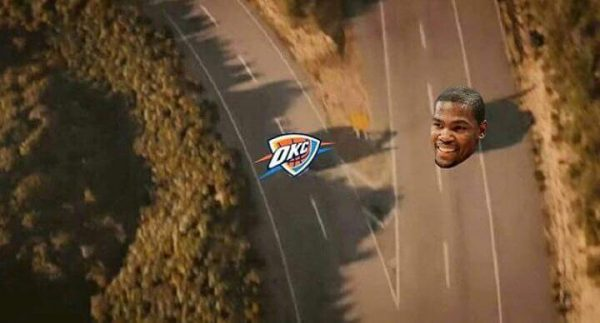 Bye Bye Durant