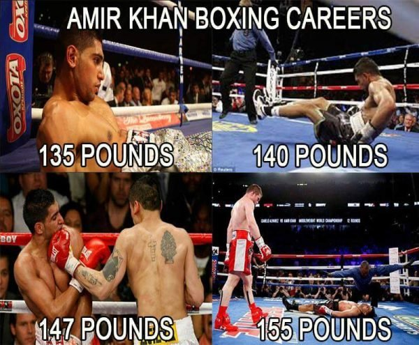 Career knockouts