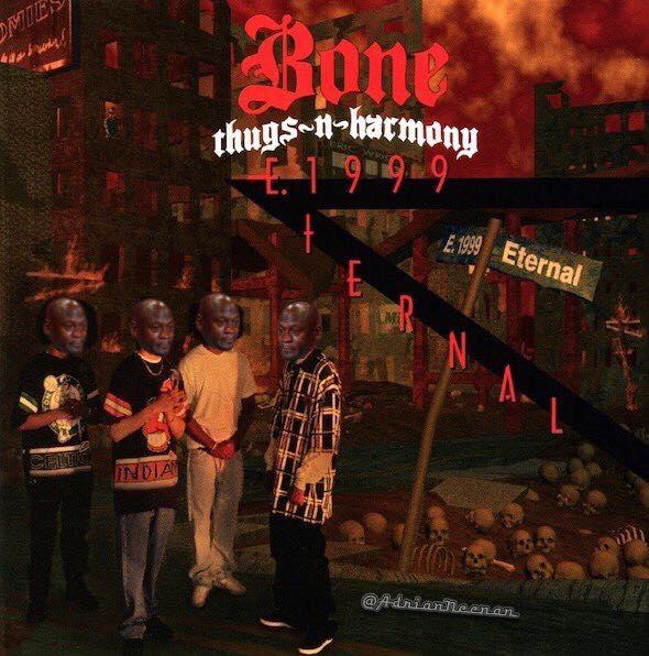Cavs Bone Thungs N Harmony