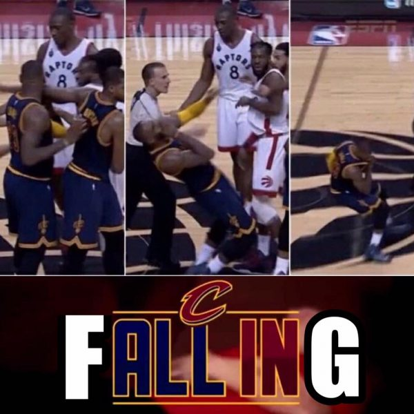 Cavs Fall-ng