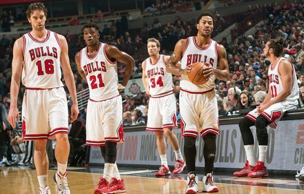 Chicago Bulls Lineup