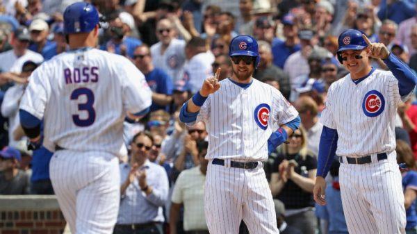 Chicago Cubs Home Run