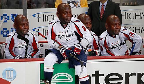 Crying Jordan Capitals