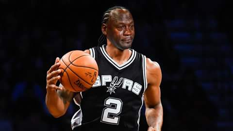 Crying Jordan Kawhi