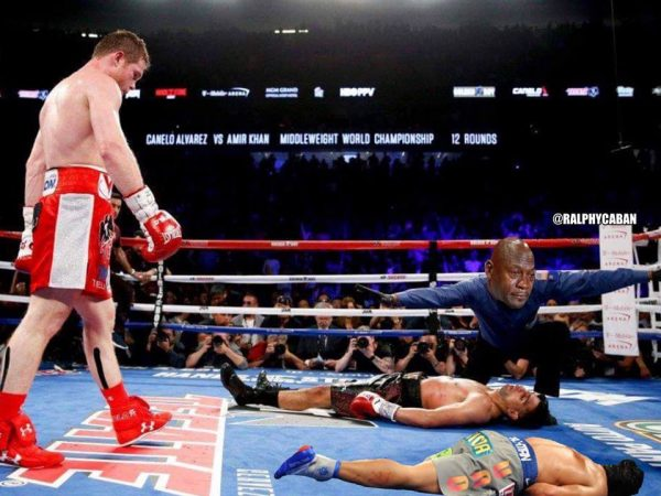 Crying Jordan Khan Pacquiao Canelo