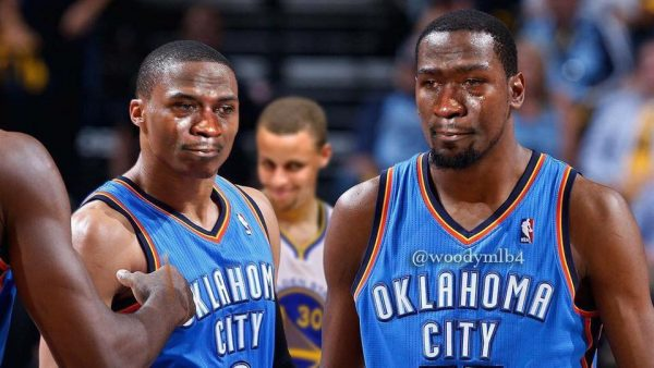 Crying Jordan OKC
