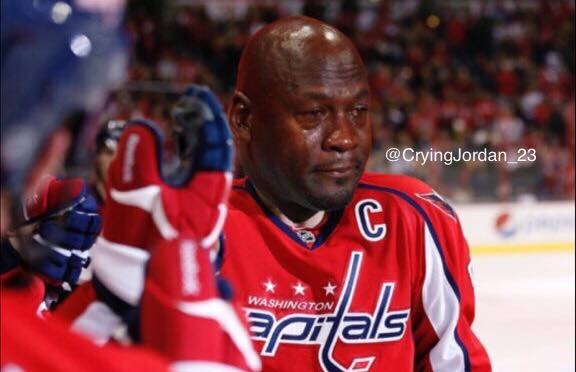 Crying Jordan Ovechkin