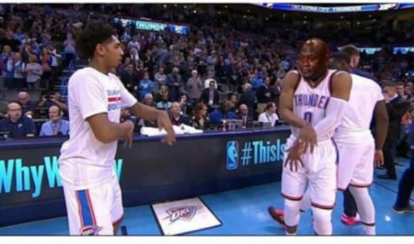 Crying Jordan Russell Westbrook Dancing