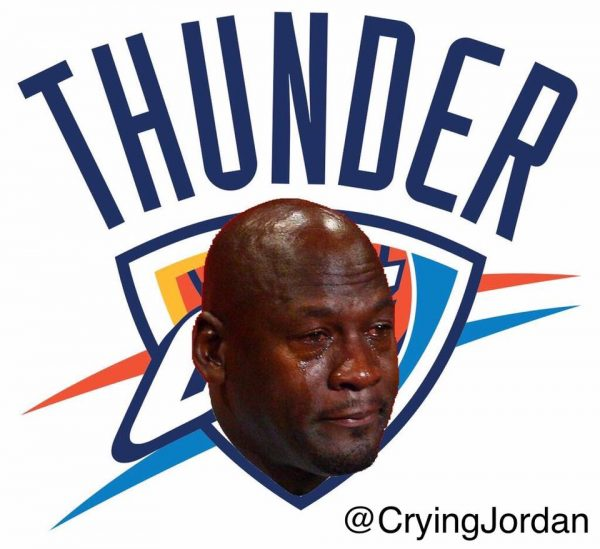 Crying Jordan Thunder