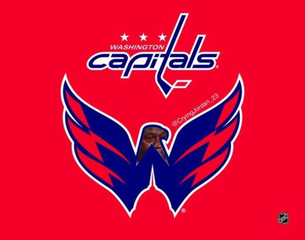 Crying Jordan Washington Capitals