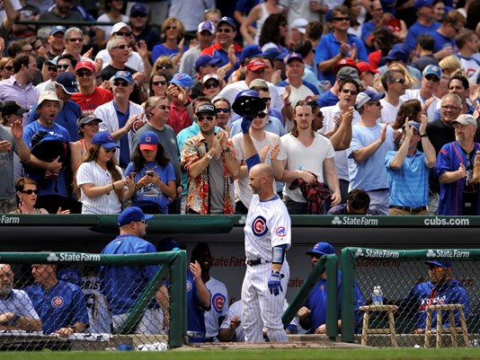 Cubs pound Phillies