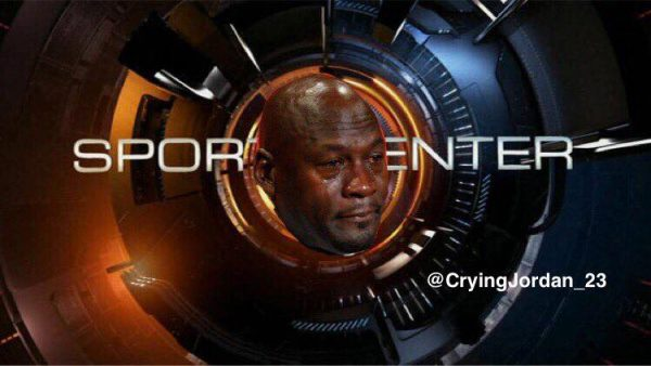 Curry Crying Jordan SPortcenter