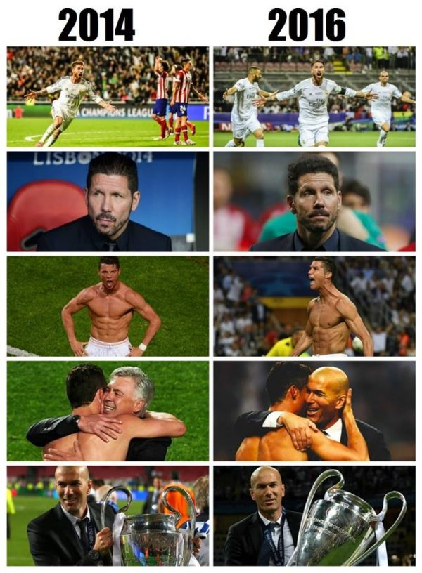 Dejavu Real Atletico