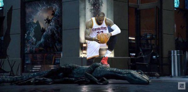 Destroying Raptors