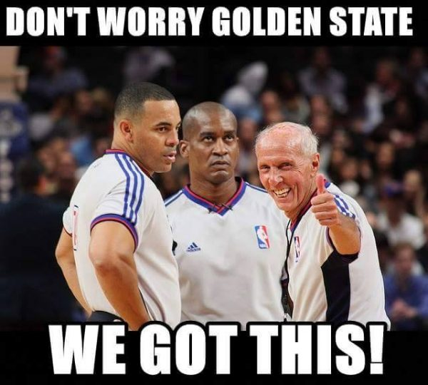 Don't Worry Golden State, We Got This