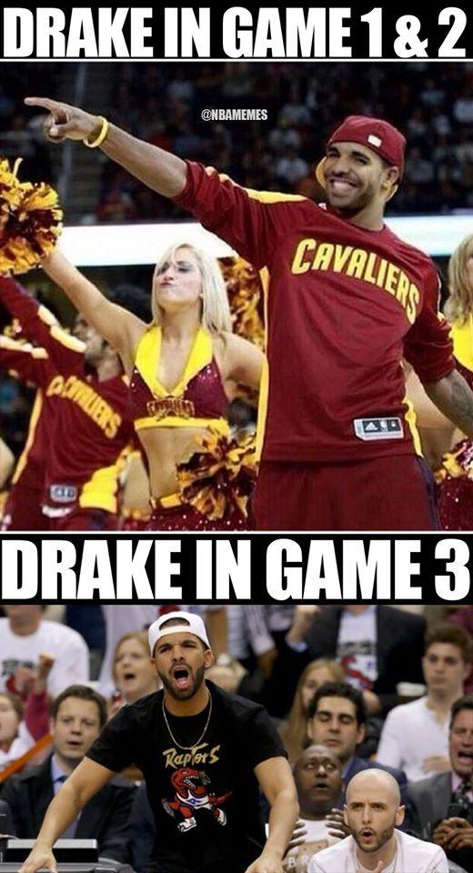 Drake Bandwagon Fan