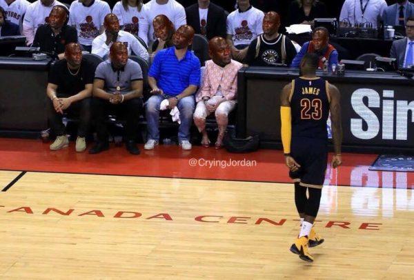 Drake Crying Jordan