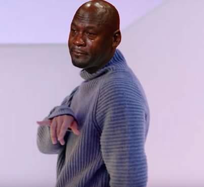 Drake Hotline Bling Crying Jordan