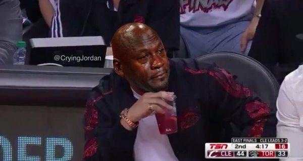 Drake Slipping that L
