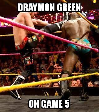 Draymond Green Game 5