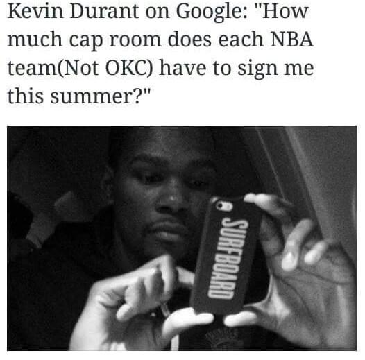 Durant on Google