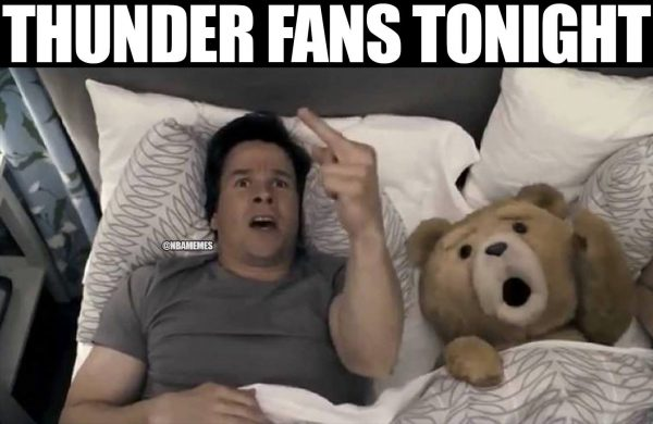 F U from Thunder Fans