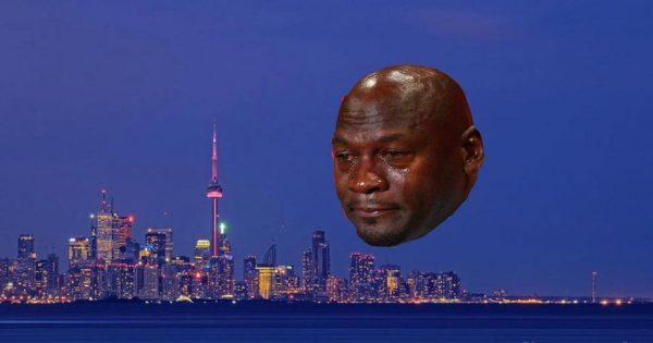 Full Moon in Toronto 2nite